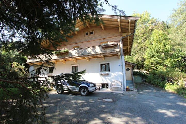 Appartement situé au centre près du centre atmosphérique de Kitzbühel
