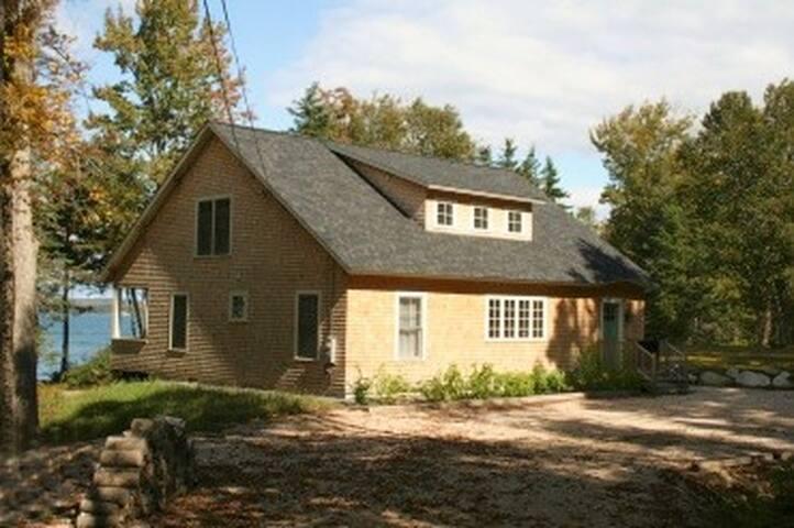 Waterhouse Cottage - Deer Isle - Diğer