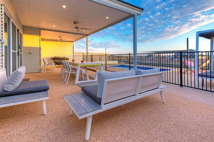 Desert Rose -Jetty, Pool, WiFi and Foxtel