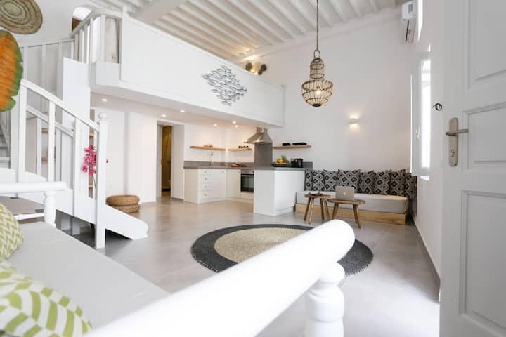 Sensation luxury mansion in mykonos town