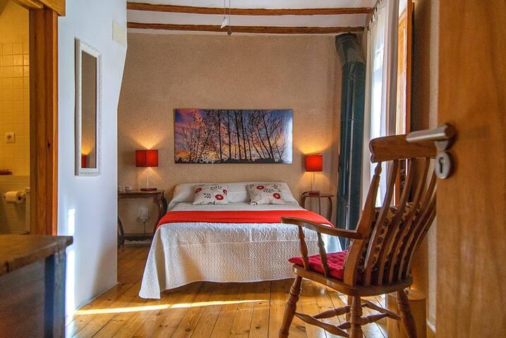Habitación estándar Roja