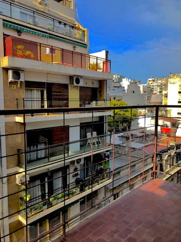 ~balcón ~balcony~
