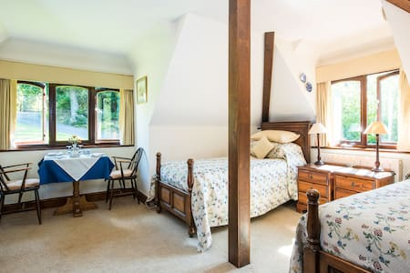 Bed and Breakfast accommodation. - Crowborough - Apartment