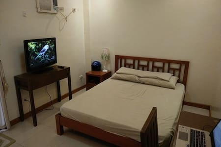 1 Bedroom Apartment Night Security - Angeles City