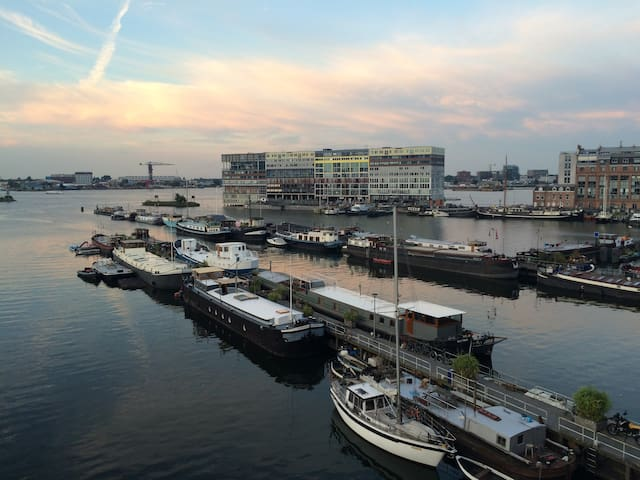 Our harbour (Old Wood Harbour / Oude Houthaven)