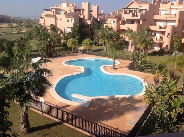 Exclusive golf apartment - Torre Pacheco - Departamento