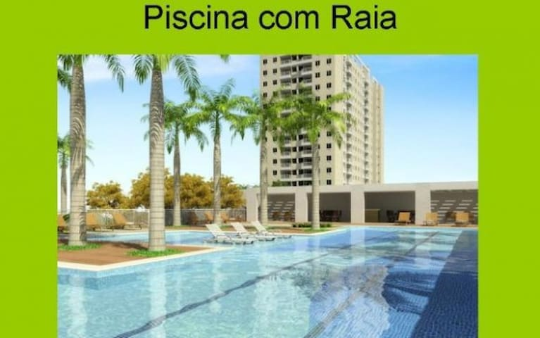 Apartment in Riocentro, 5 minutes from the Olympics. Olympic Arenas