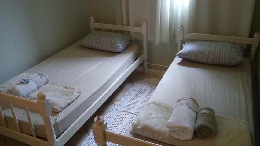 Quarto aconchegante em apartamento - Blumenau - Apartamento