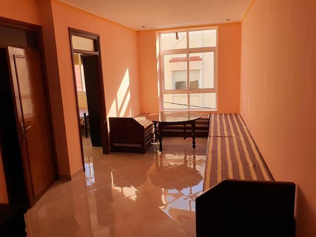 2  ruime luxe appartementen met uitzicht op zee