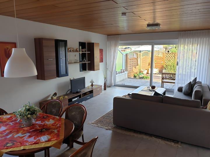 100 qm Wohnung in Neubeckum - mit Terrasse