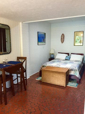 Lovely Studio Apt, Walk to UF - Gainesville - Byt