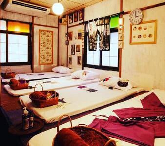 Hostel Japanese style