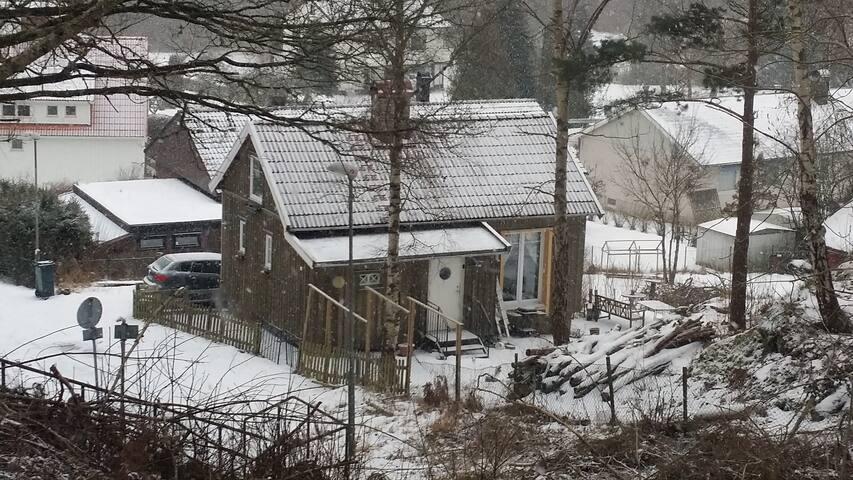 Cottage on the Swedish West Coast