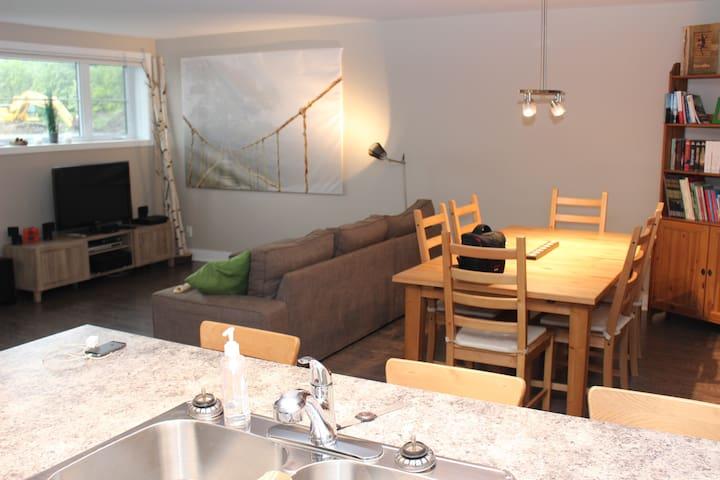 le contemporain - Vaudreuil-Dorion - Appartamento