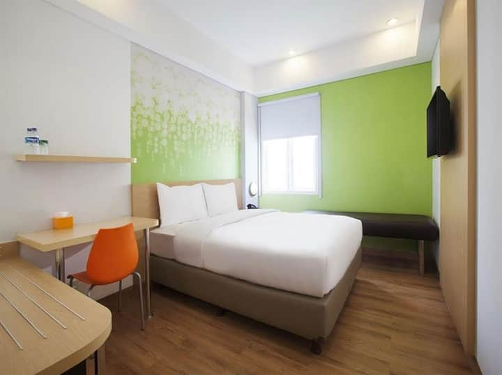 Compact Room at Pakualaman by Zest Hotel
