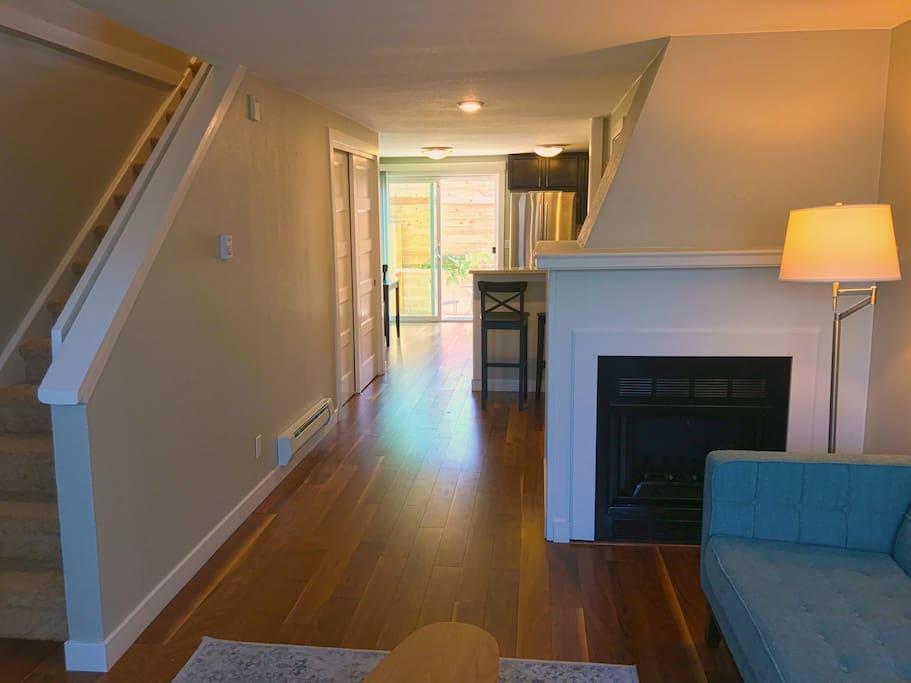Open Floorplan