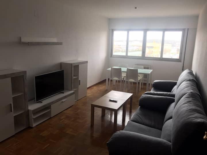 Apartamento entero - Soria - garaje - reformado