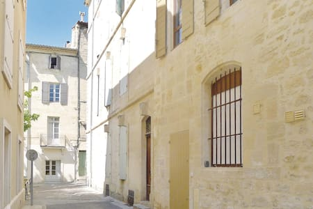 Holiday apartment with 1 room on 19m² in Beaucaire