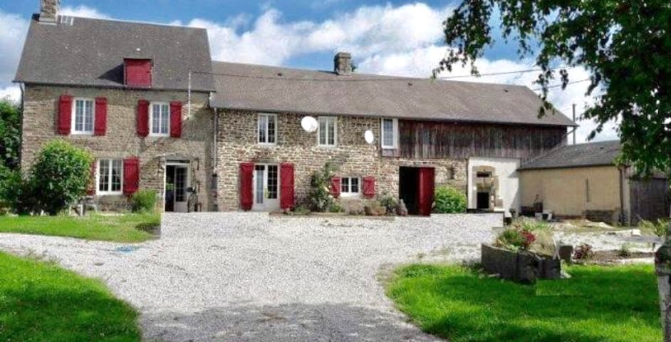 Charming, tranquil 18th century French farmhouse