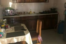 Two bedroom apartment + cleaning services