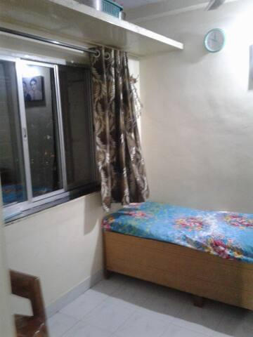 Bed and breakfast accommodation at Vikhroli-East