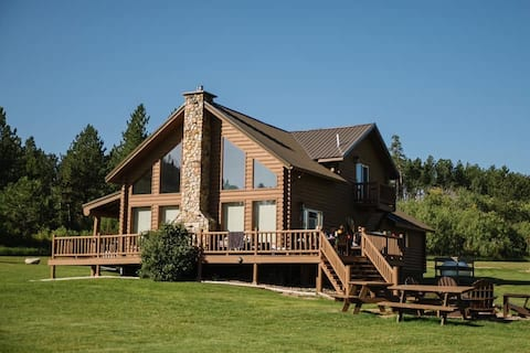 High Country Guest Ranch - #1 McGinnis Cabin