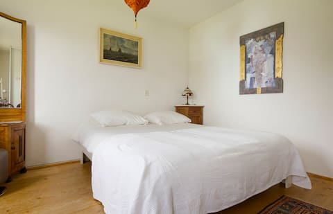Large Room ( 2 pers) 25 mins from centre Amsterdam