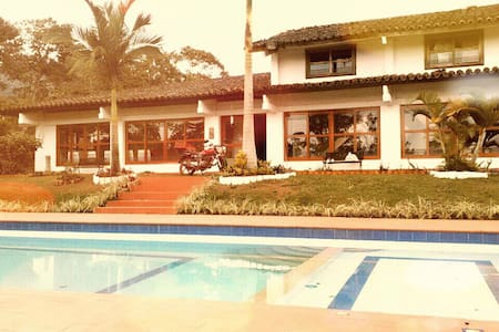 Charming countryside Mansion. Finca - El carmen - Casa de campo