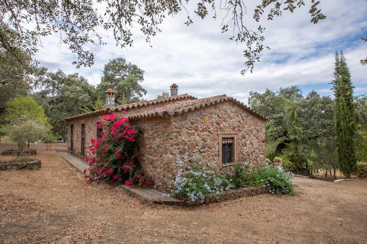 Casa de Piedra en Aracena