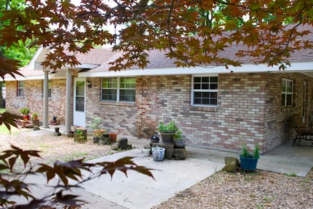 """Tea House"" 3BR/2BTH Gated w/ Carport on Donaghey"