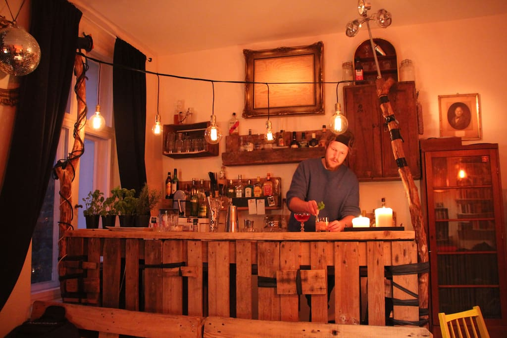 Die WG Bar