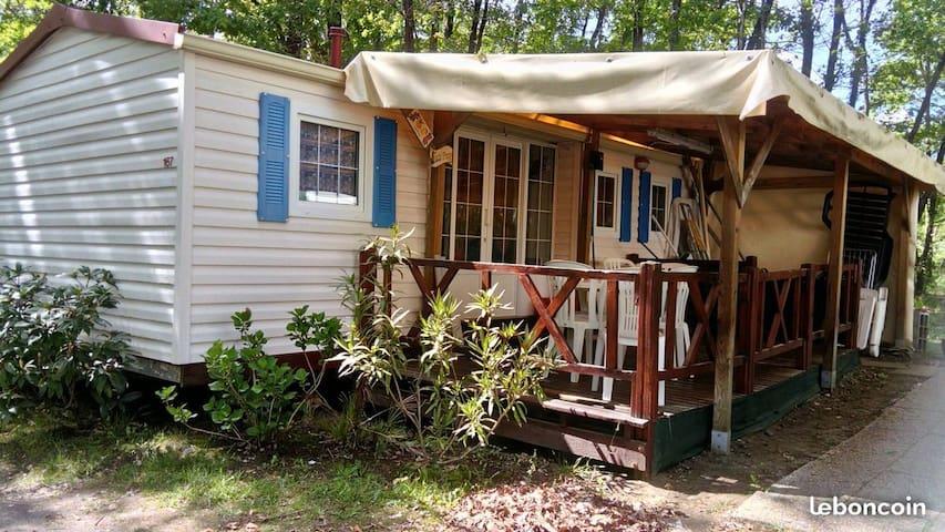 Mobile home 3ch grand confort