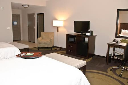Good-Looking Double Two Double Beds Non Smoking At Maumelle