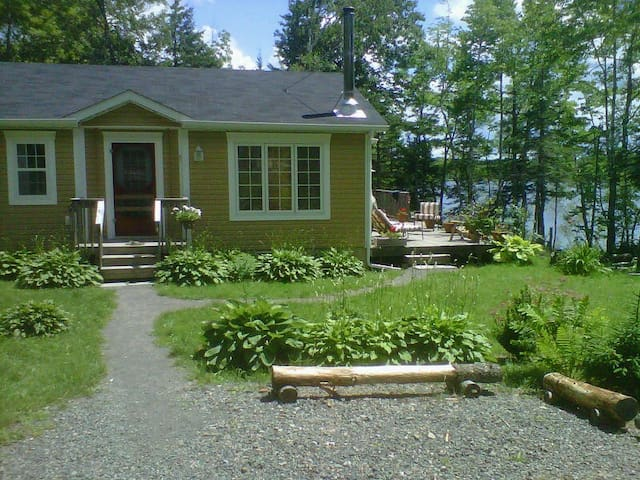 Wentworth Cottage,  Mattatall Lake, Nova Scotia