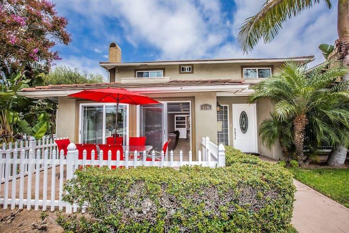 Newport Beach Villa Near the beach