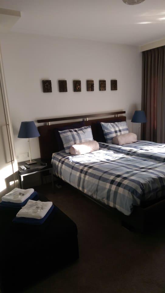 Lovely bedroom