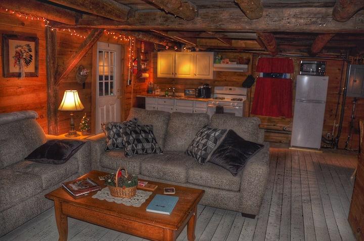Rustic Vt  Cabin