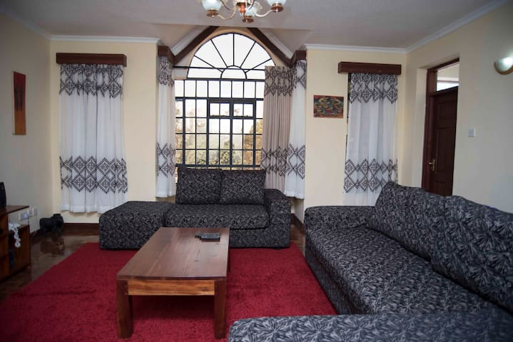 Double Ensuite room in Kilimani IV