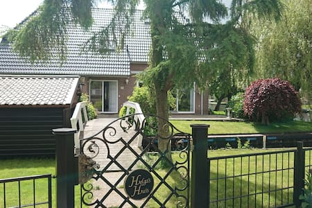2Bed/Bath Waterfront Apartment near Giethoorn