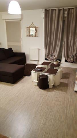Appartement entier à Carbon blanc - Carbon-Blanc - Wohnung
