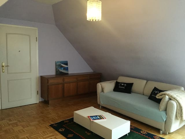 Zentralliegende, gemütliche Wohnung - Hamburg