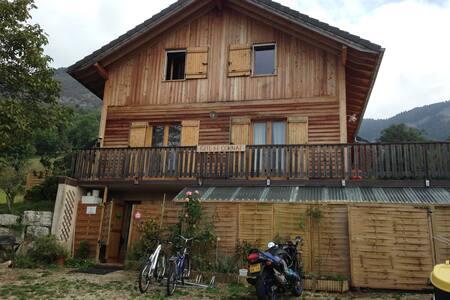 Gîte de Cornat - Saint-Offenge-Dessus