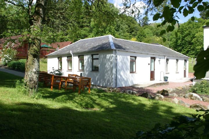 Doonans Cottage on beautiful Ayrshire Estate