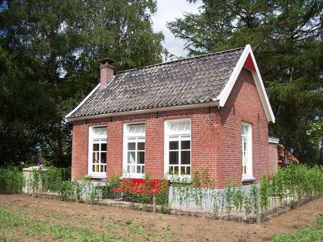 Vrijstaand vakantiehuisje Aalten-Achterhoek