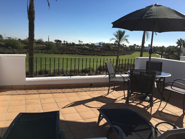 Lovely 2 Bed & 2 Bath Townhouse in La Torre Resort - Torre-Pacheco - House
