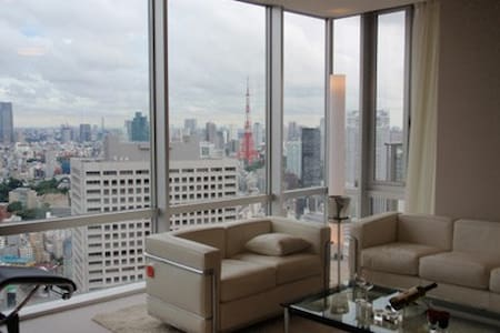 ≪Luxury High-rise Condominium!≫Tamachi,Tokyo/Wifi - Minato-ku - (ไม่ทราบ)