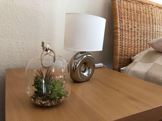 Gemütliche Wohnung in Wetter am Wasser