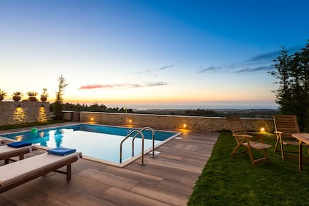 Gorgeous Villa 2 - Rethymno - Willa