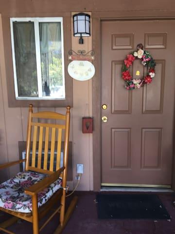 Grandma's Room, a One Room Inn