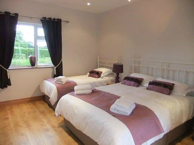 Tara Room, Cillin Bed and Breakfast - Meath - Bed & Breakfast